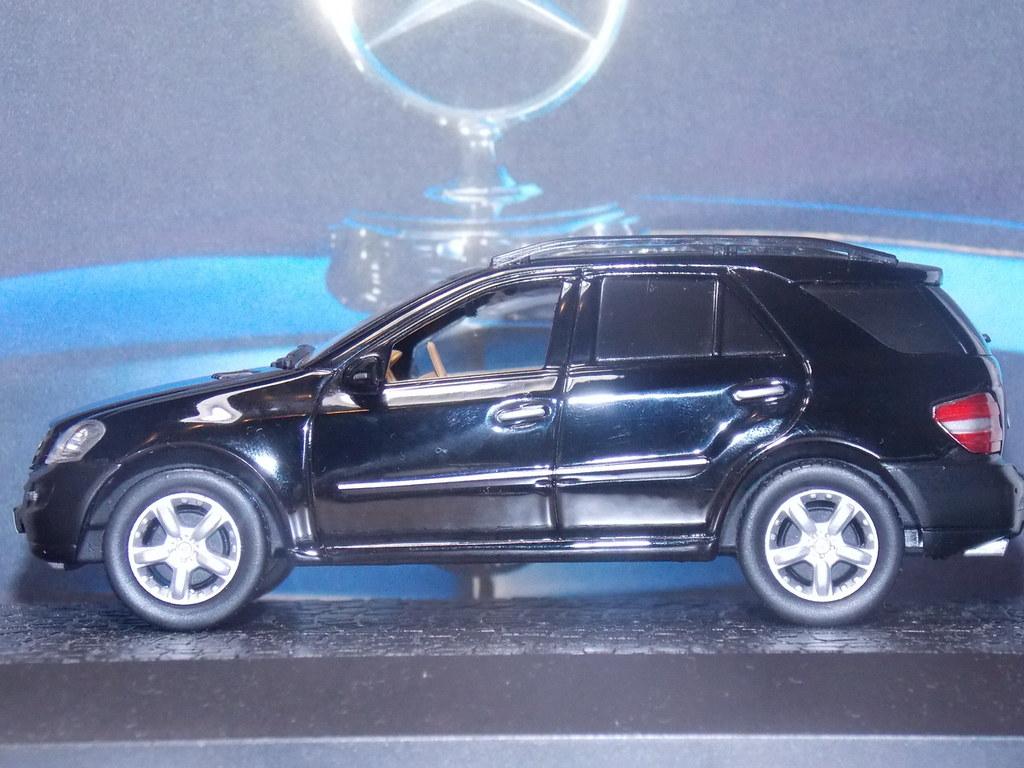 Mercedes Benz ML500 – 2005