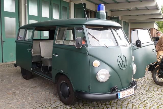 VW T1 Bundesgrenzschutz