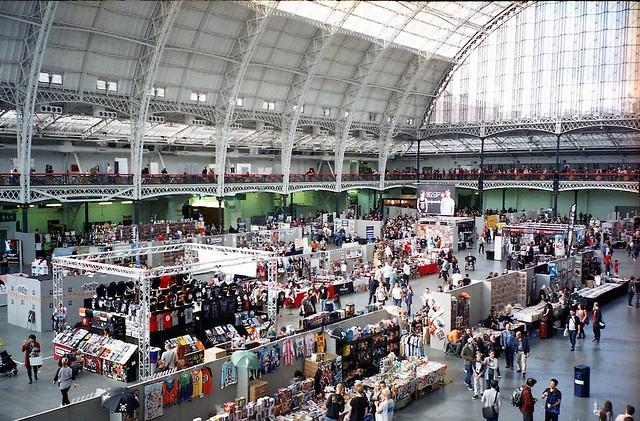 London FIlm & Comic Con 2017