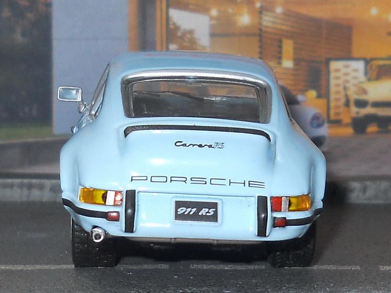 Porsche 911 Carrera RS 2.7 – 1973
