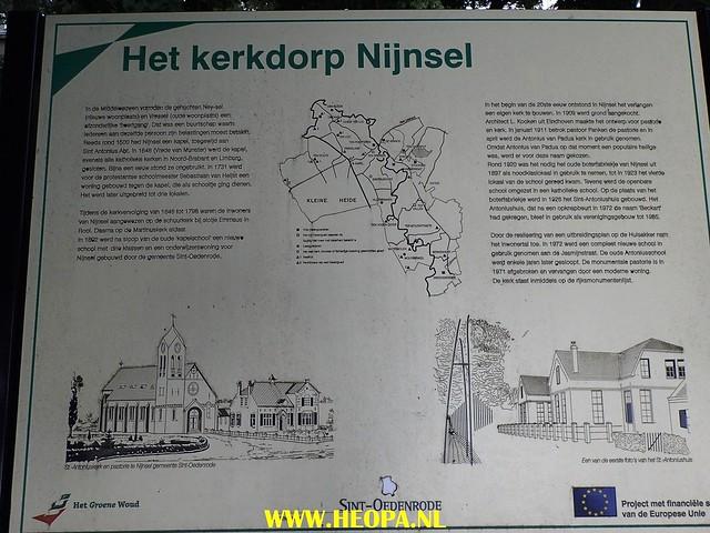 2017-09-16      -St. Oedenrode  OLAT 50 jaar    Jubileumtocht    28 Km (223)