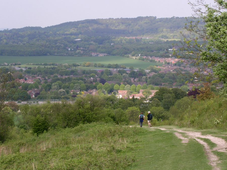 Approaching Wendover