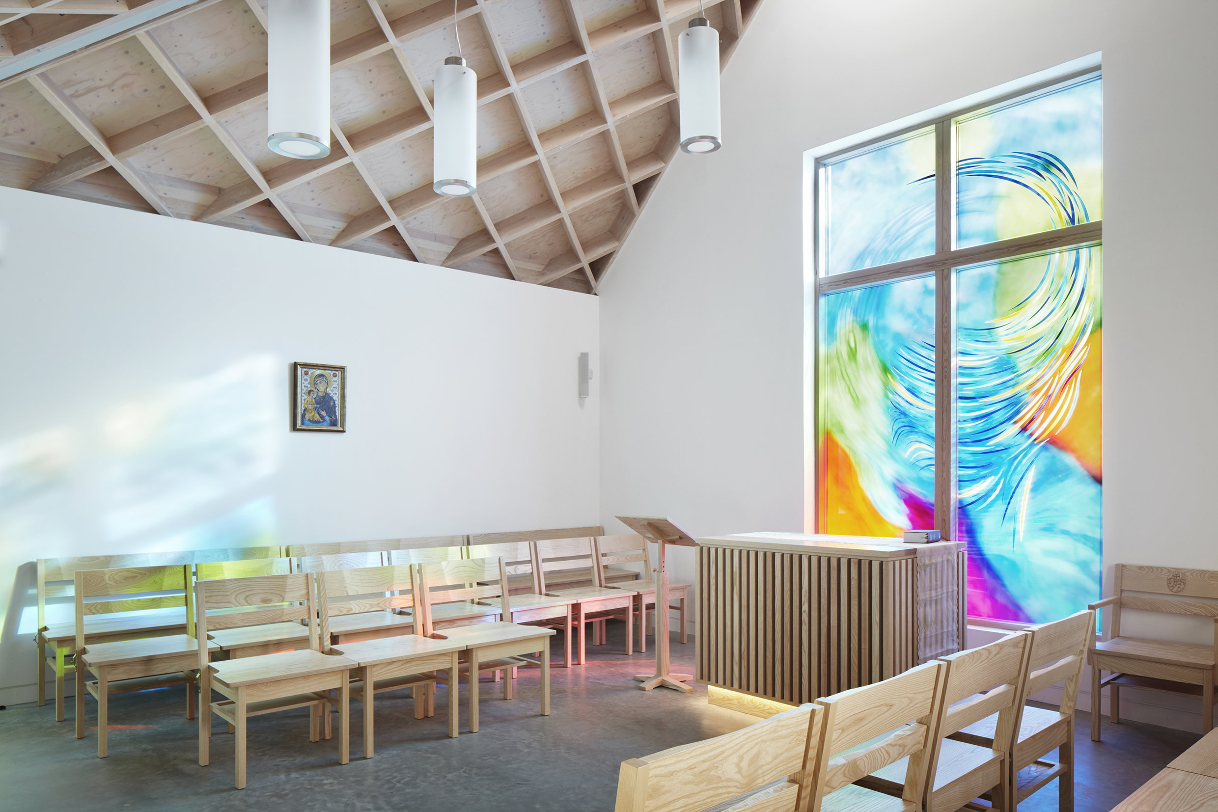 Presidents' Award for new buildings: Donhead School Chapel