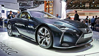 Lexus LC 500 | by More Cars