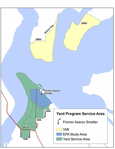 Yard Program Service Area_2016 | by EcologyWA