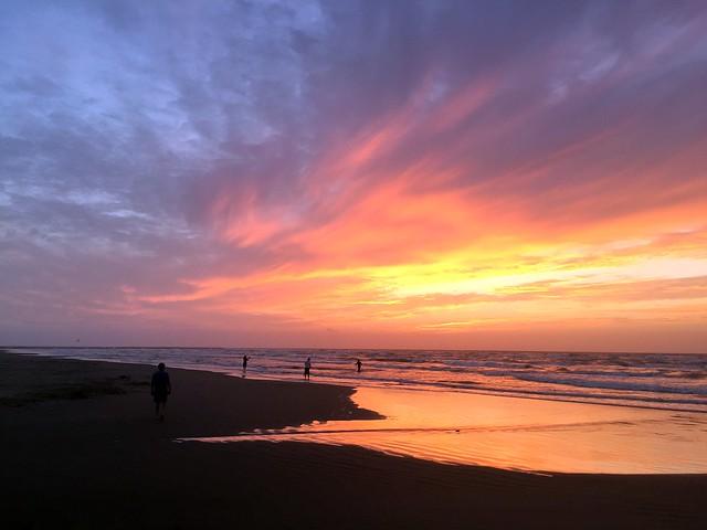 Padre Island Sunrise 097-20170817