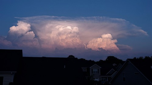 nashville storm clouds mufreesboro tn afternoon sunset