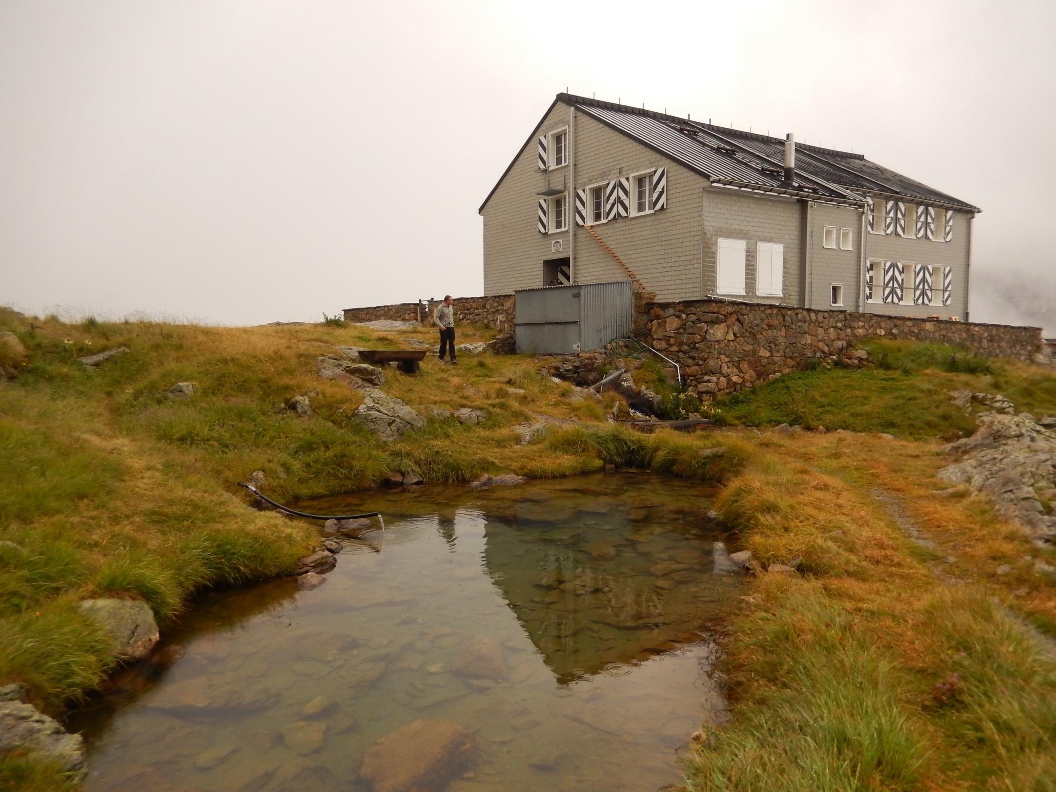 Hochtourentage Glecksteinhütte 24.08.2017