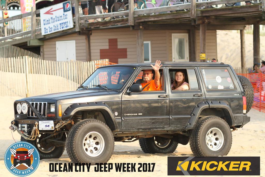 Ocean City Jeep Week >> Saturday Beach Crawl Ocean City Jeep Week 2017 Saturday Oc Flickr