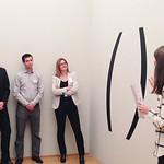 FHS Alumni 360°: Besichtigung Kunstausstellung, 9. Dezember 2015