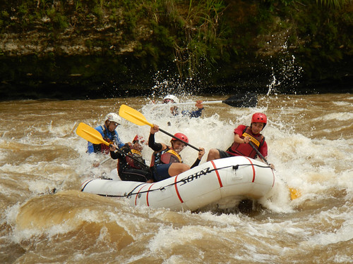 Rafting in Cagayan | by Adrenaline Romance