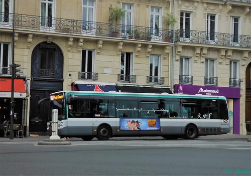 Bus 8690 Paris   by WT_fan06