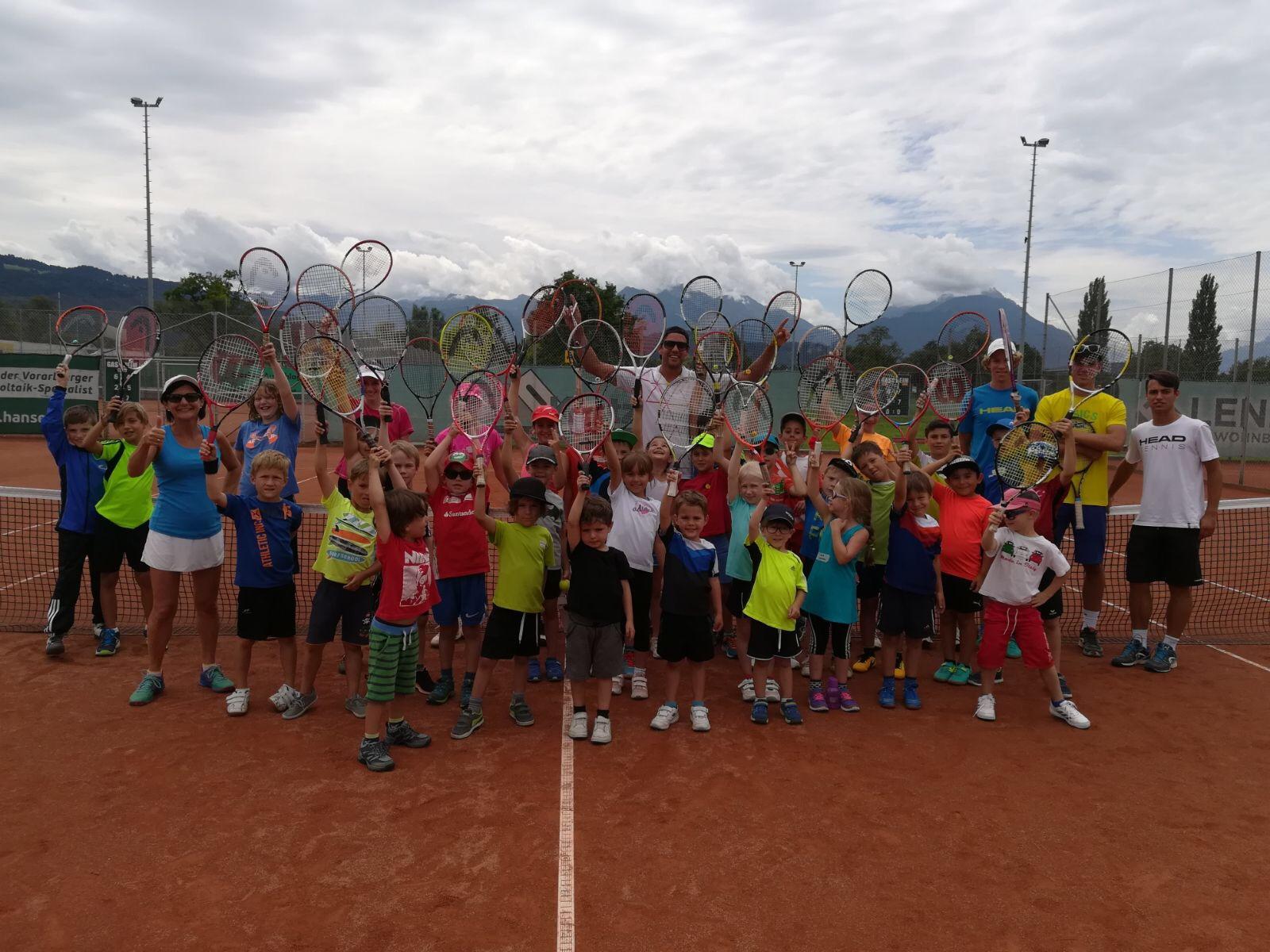 TCV Tenniscamp 2017