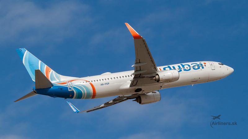 Boeing 737NG Flydubai