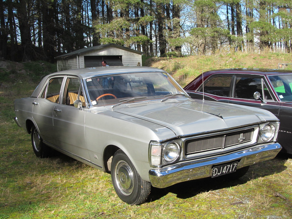 Xw Ford Falcon