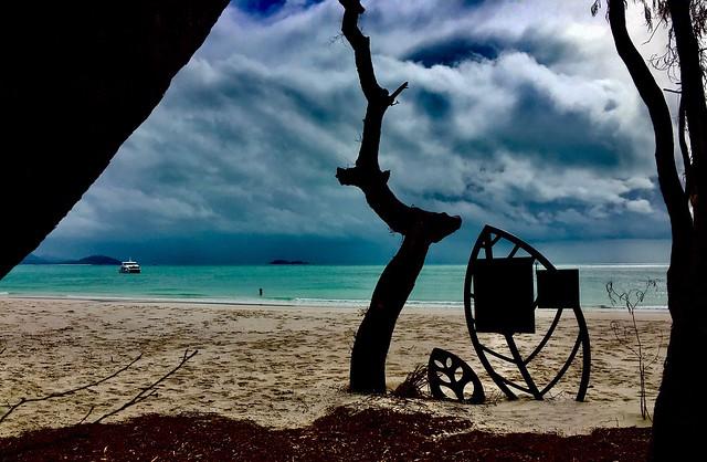 #australia #honeymoon #whitsundayisland #paradise #whitesand