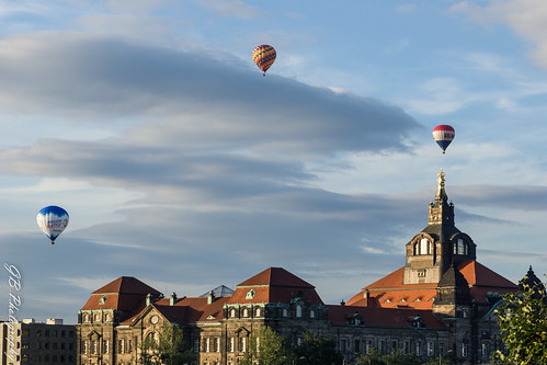 Baloons over Dresden | by GregOfPoland