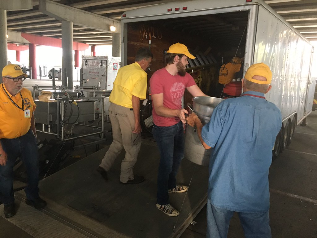 Harvey - TBM Unloading Truck