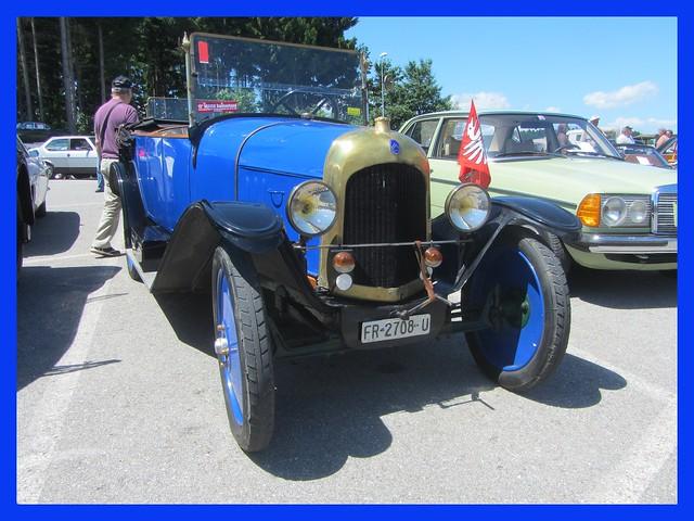 Citroën Type A, 1919