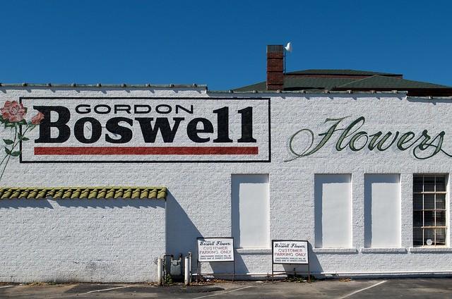 Gordon Boswell Flowers