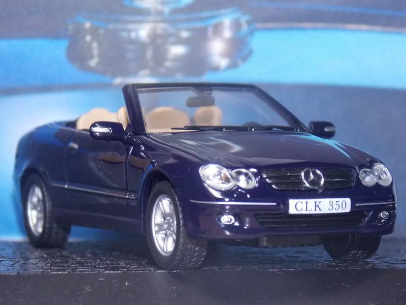 Mercedes Benz CLK 350 Cabriolet - 2005
