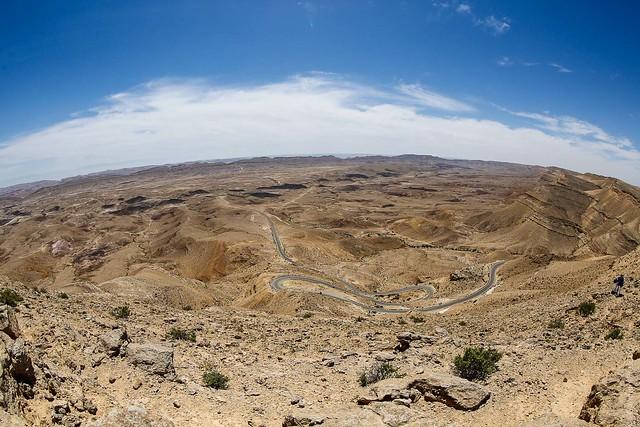 El Negev y los desiertos de Abraham