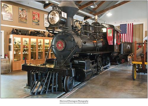 california nevadacounty grassvalley nevadacountynarrowgaugerailroadmuseum baldwin steam locomotive