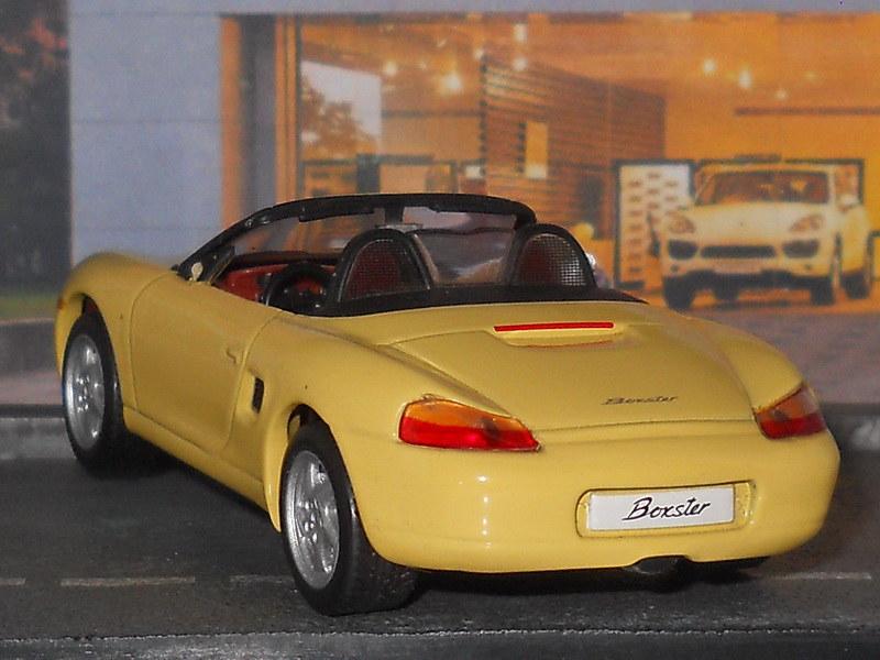 Porsche Boxster – 1997