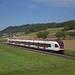 """SBB Flirt """"RER Vaud"""" bei Essert-Pittet"""