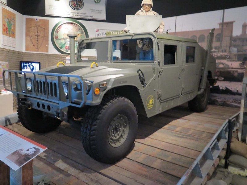 M1043 Up-Armored HMMWV 2