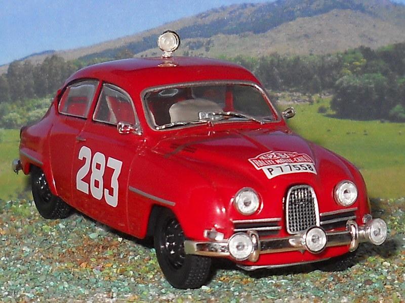 Saab 96 – Montecarlo 1963
