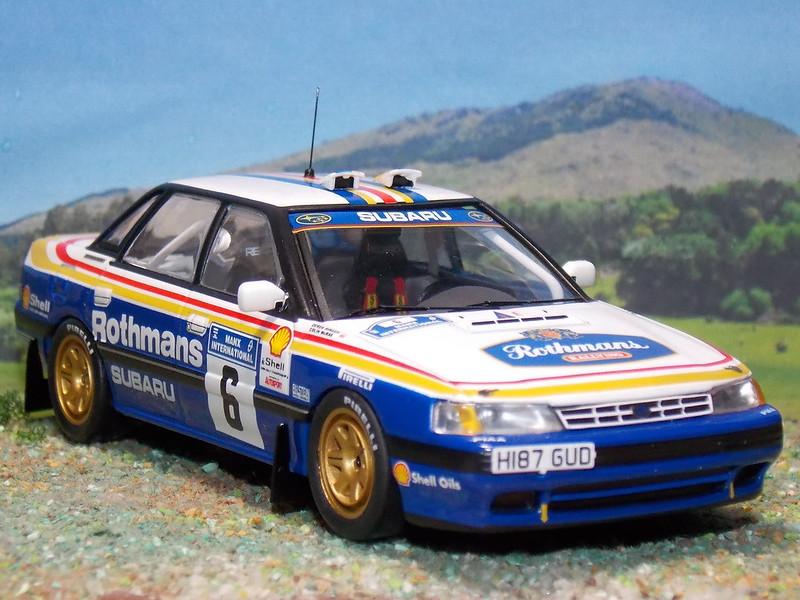 Subaru Legacy RS – Manx 1991