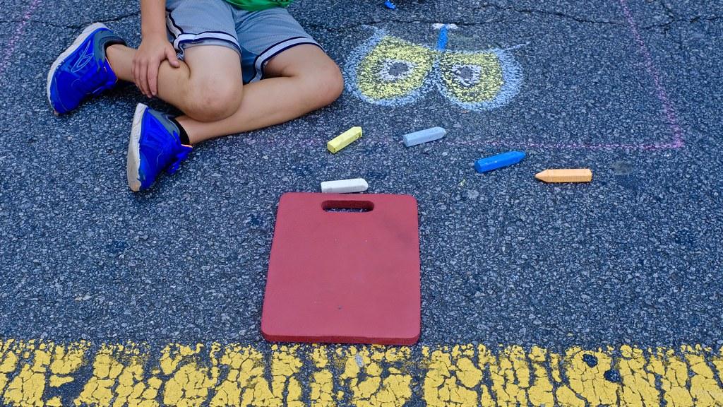 Aspiring Chalk Artist