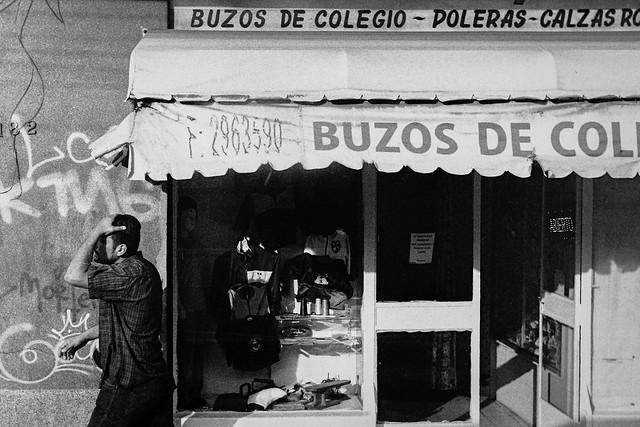 Valparaíso - Film - Leica iiif - Ilford HP5 Plus; 1+31; Ilfotec HC; 20°, 6,5 min