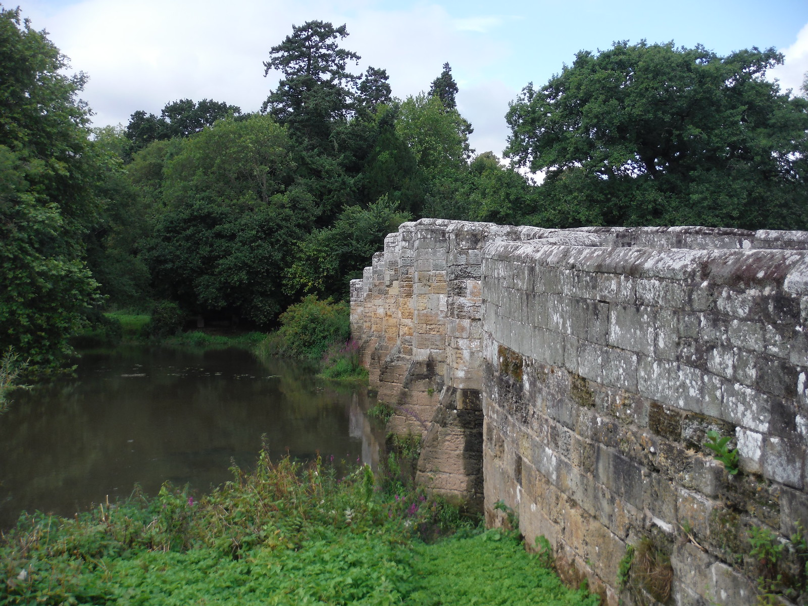 Stopham Bridge SWC Walk 294 - Pulborough to Halfway Bridge (via Tillington)