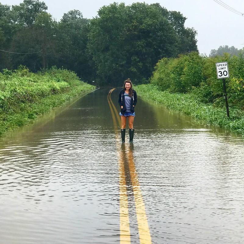 Boyd mill flooded