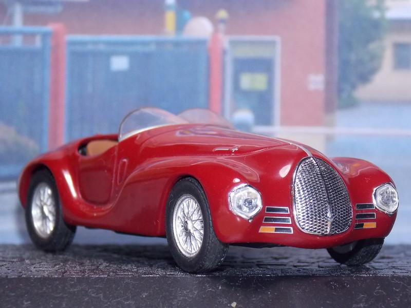 (Ferrari) Auto Avio Costruzioni – 1940