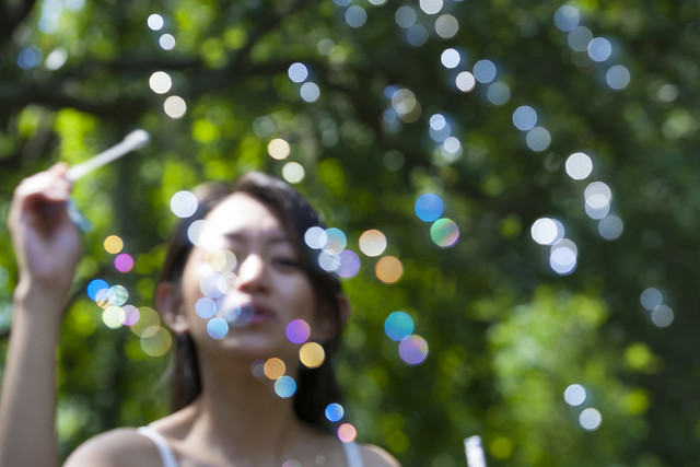 Bubble Bokeh