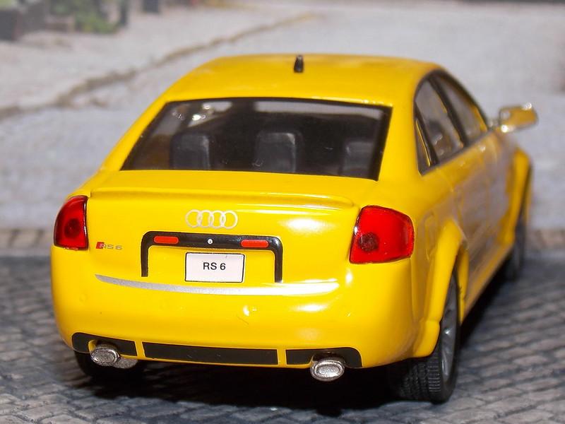 Audi RS6 - Altaya