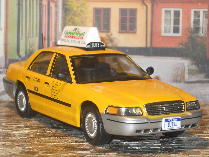Ford Crown Victoria - New York - 1998