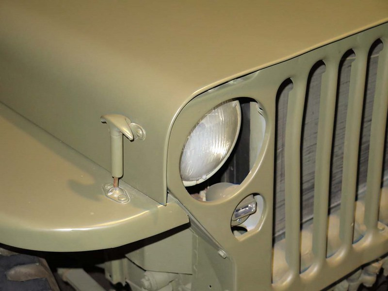 Willis jeep 2 MB