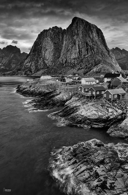 Hamnøy I Lofoten,