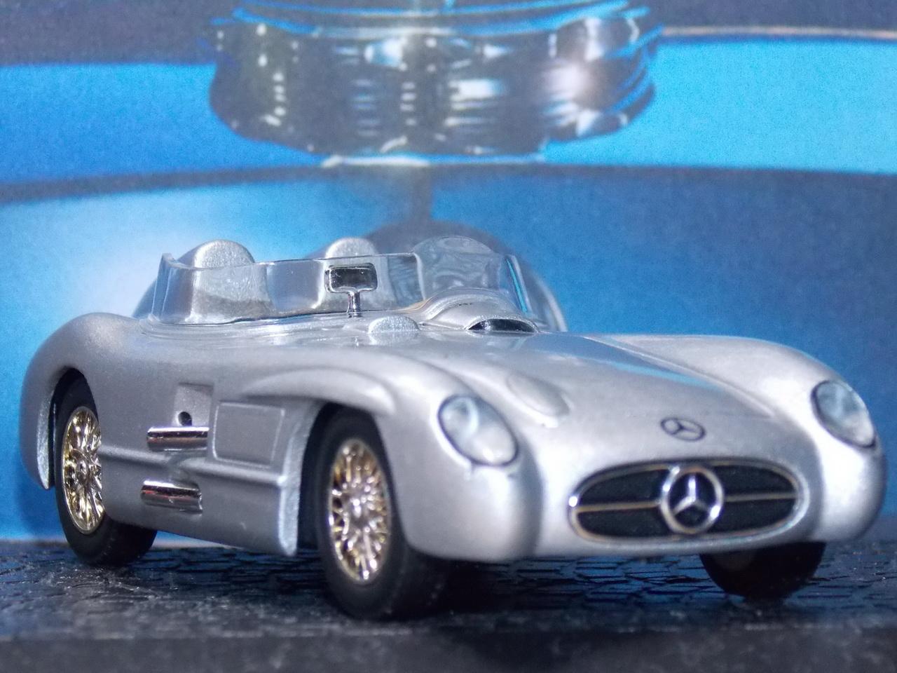 Mercedes Benz 300 SLR – 1955