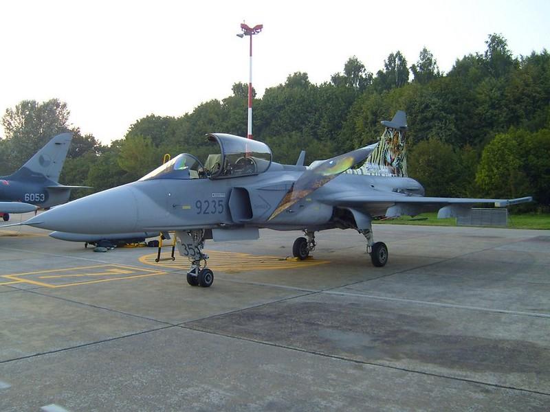 Saab JAS-39C flus 2
