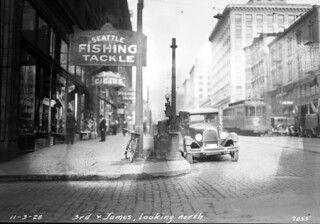 Third and James, 1928