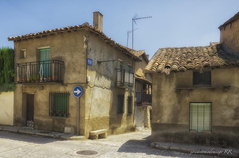 Casas de pueblo
