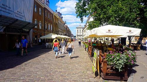 Warszawa-Stare i Nowe Miasto – Altstadt und Neustadt