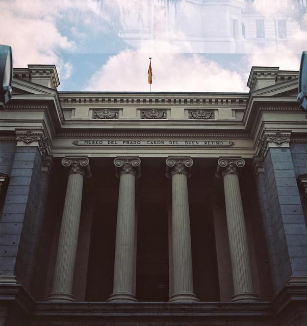 Museo Del Prado - Rolleiflex 3.5