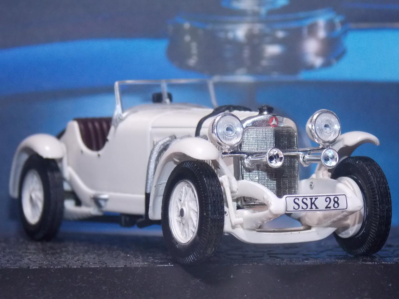 Mercedes Benz SSK – 1928