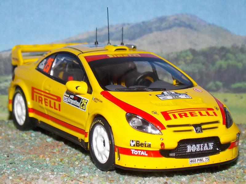 Peugeot 307 WRC - Argentina 2006